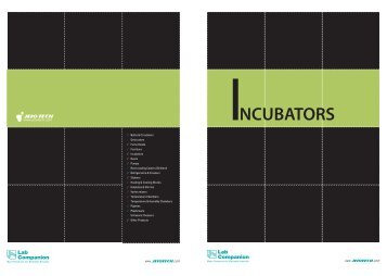 NCUBATORS - Saint-Tech