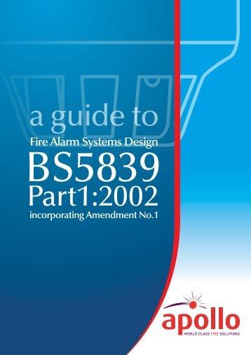 BS 5839-1 2013