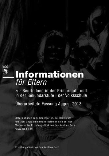beurteilung uebertritte Elterninformation Beurteilung 631801 ...