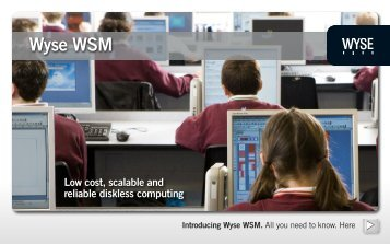 Wyse WSM - Wyse Outlet Store