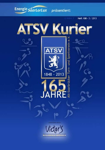 Download PDF - ATSV Saarbrücken