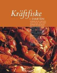 Kräftfiske - Bo på lantgård