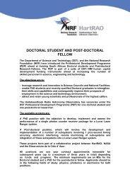 Advertisement Professional Development Programme-Geodesy[1]