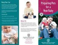 Preparing Pets for a New Baby - Hawaiian Humane Society