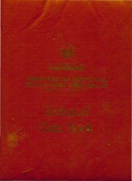 technical data book - Maharashtra Industrial Development Corporation