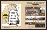 WOODSIDE (Queens), NEW YORK Tower ... - Welco Realty, Inc