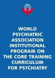 English Version - World Psychiatric Association