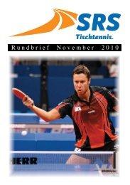 Rundbrief November 2010 - SRS
