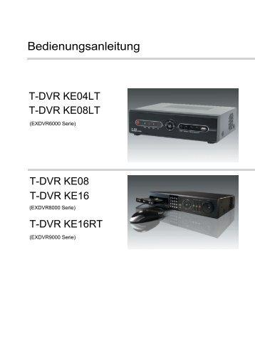Bedienungsanleitung - IP CCTV GmbH
