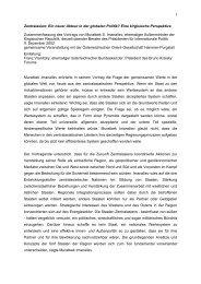 Zentralasien: Ein neuer Akteur in der globalen Politik? Eine ...