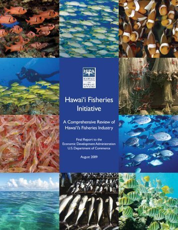 Hawai'i Fisheries Initiative - The Hawaii Institute for Public Affairs