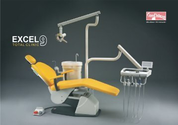Excel 9 Dental Unit