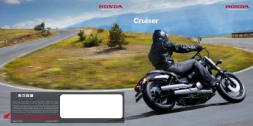 Cruiser - Honda South Africa