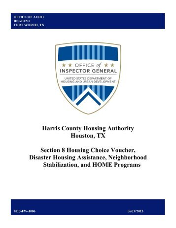Tulare County Housing Authority Section 8 Unit Referral ...