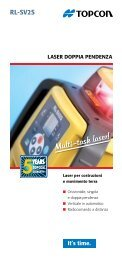 Multi—task laser! - Topcon Positioning