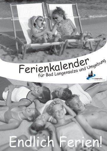 Internat. Jugendbegegnung - Bad Langensalza