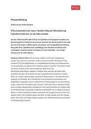 Pressemeldung - Stulz GmbH