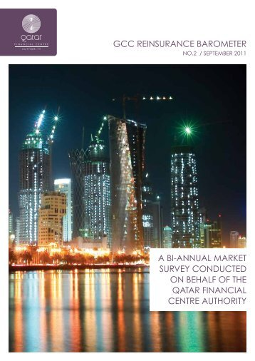The GCC Reinsurance Barometer - Qatar Financial Centre Authority