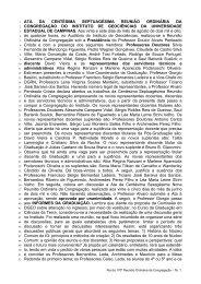 170ª Reunião Ordinária, realizada em 27/08/2008