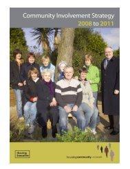 Community Involvement Strategy 2008 - Northern Ireland Housing ...