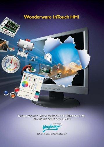 InTouch Brochure ITA08:InTouch Brochure - Wonderware