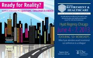 June 4 - 7, 2013 - University Conference Services