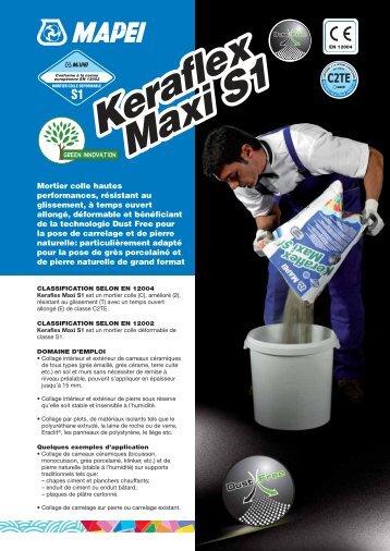Keraflex Maxi S1 Keraflex Maxi S1 - BigMat