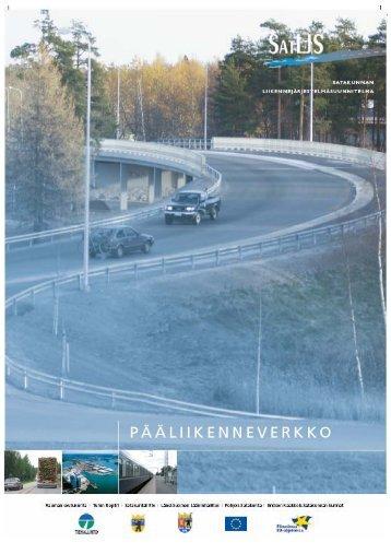 Pääliikenneverkko - Rauma