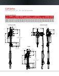 CLK Series Air Chain Hoist - Trifecta Industries - Page 4