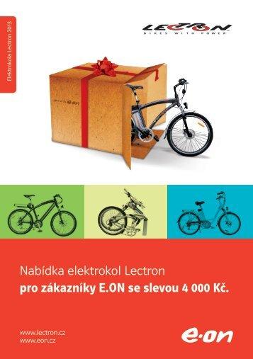 Katalog elektrokol Lectron - E.ON