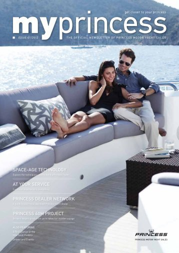 Download This Issue - Princess Motor Yacht Sales