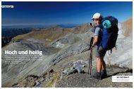 Pyrenäen: Hoch und heilig - Uwe Grinzinger