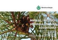 METSO Nissinen [pdf, 3,2 mt] - MTK