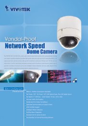 SD6112V/SD6122V - Interactive Systems