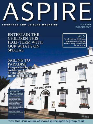 win - Aspire Magazine