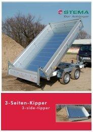 3-Seiten-Kipper - Stema