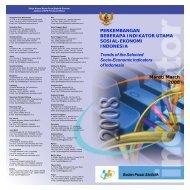 Edisi Maret 2008 - Badan Pusat Statistik