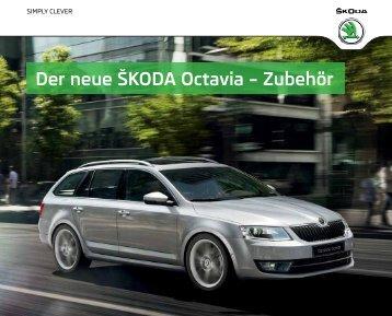Der neue ŠKODA Octavia – Zubehör - J.H. Keller AG
