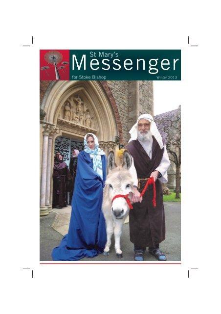 St Mary's Messenger - Winter 2013