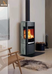 NEW! - Jøtul stoves and fireplaces