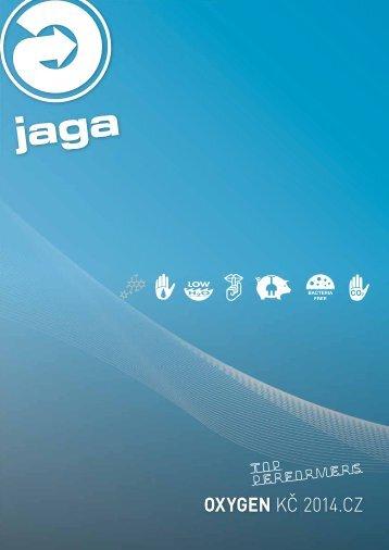 Ceník Oxygen pdf - Jaga
