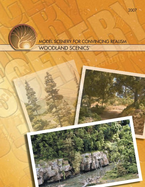 A1852 Woodland Scenics OO Gauge Assorted Junk