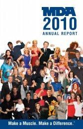 MDA 2010 Annual Report