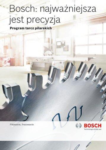 Bosch: najważniejsza jest precyzja