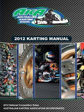 View - Australian Karting Association