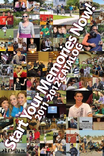 2011-2012 Catalog - Clearwater Christian College