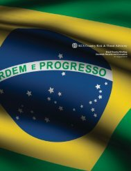 Brazil Country Briefing: Domestic Security and Corruption - KCS Group