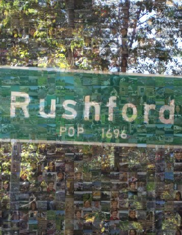 Rushford's New Chapter - University of Minnesota Extension Service