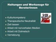 Haltungen und Werkzeuge für BeraterInnen - Kinderschutz-Zentrum ...