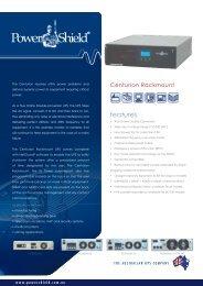Brochure - Comsol